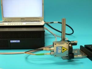 ZLM 900-LSI Aufbau Miniaturinterferometer