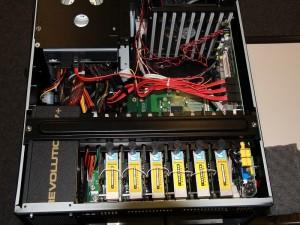 ZLM 800 - 6-Achs Laserwegmessystem