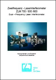 ZLM Produktkatalog - Frontseite