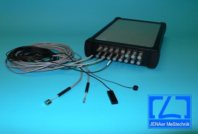 TEMP12 USB Präzisions- Temperatur- Messgerät